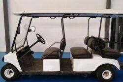รถกอล์ฟ club car 4+2